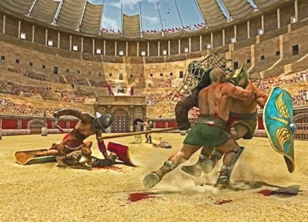 Ludi gladiatori