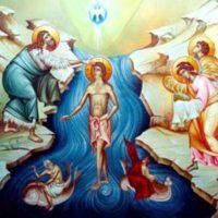 L'Uno e i molti Battesimo