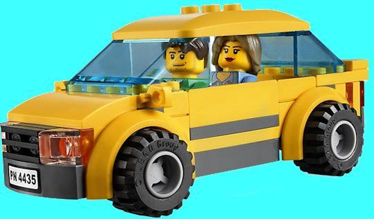 Macchina Lego