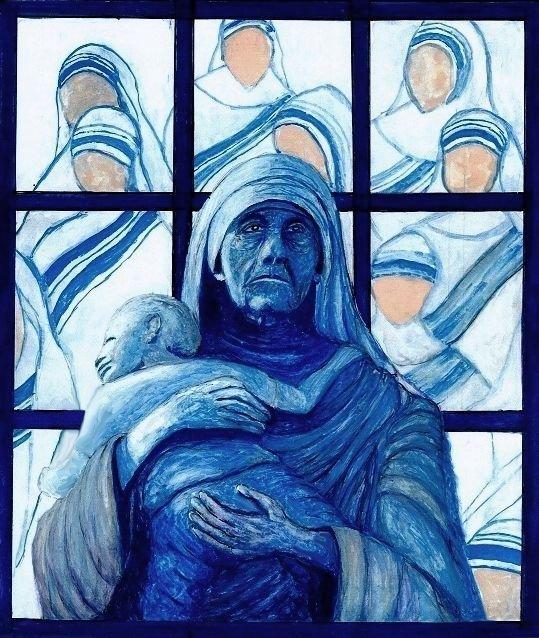 Angelo Lombroni  «Madre Teresa»
