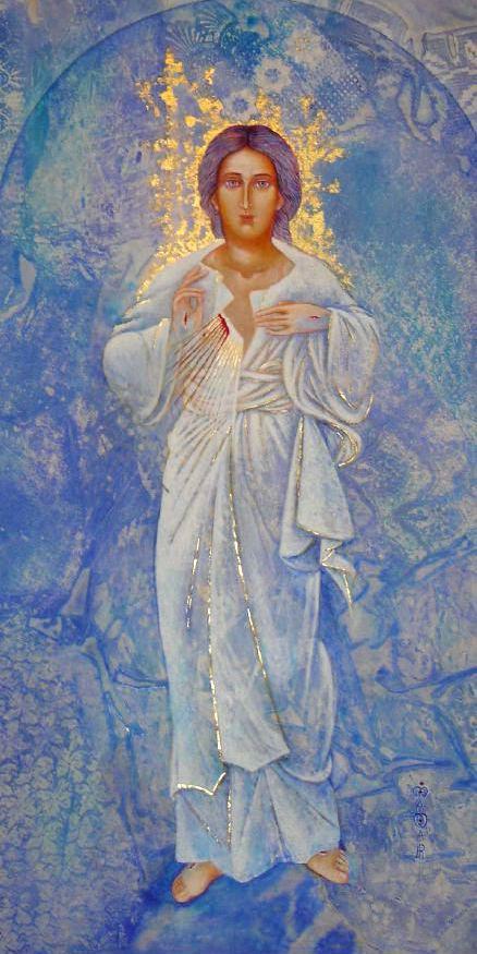 «Cristo eterico» di Mara Maccari