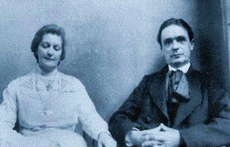 Marie e Rudolf Steiner