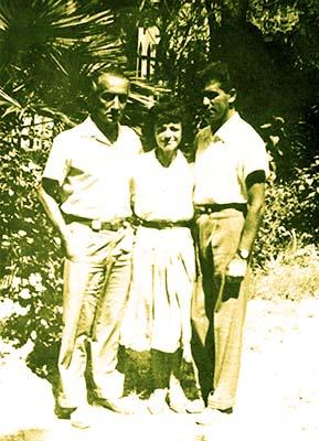 Massimo, Mimma e Amleto