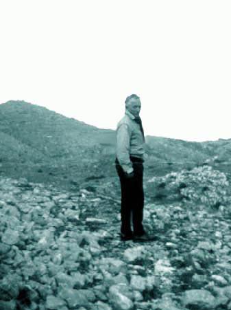 Massimo Scaligero in montagna