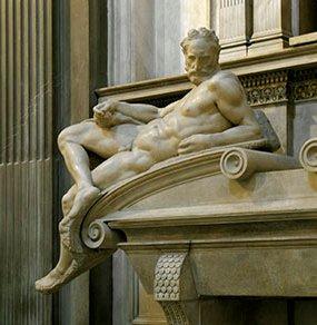 Michelangelo - Il Crepuscolo
