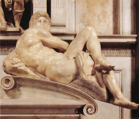 Michelangelo - Il Giorno