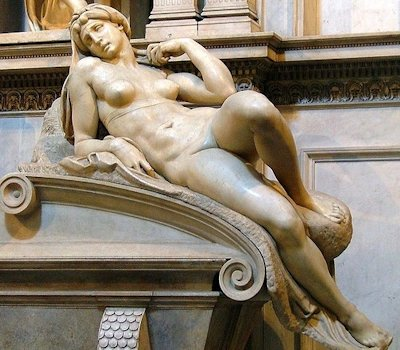 Michelangelo - L'Aurora