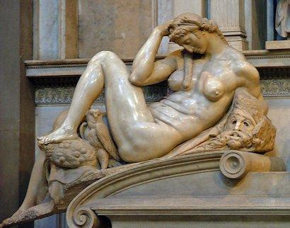 Michelangelo - La Notte