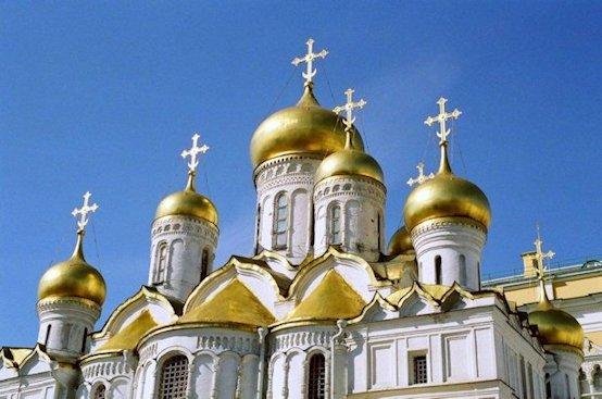 Mosca - Cattedrale Annunciazione