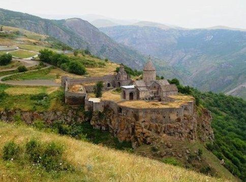 Nagorno Karabakh – Monastero di Tatev