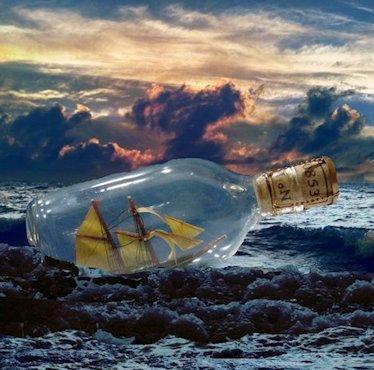 Nave in bottiglia