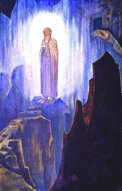 Nicholas Roerich «Il Maestro»