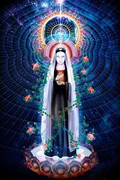 Nicholas Rörich «La Madre Divina»