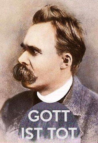 Nietzsche GOTT IST TOT