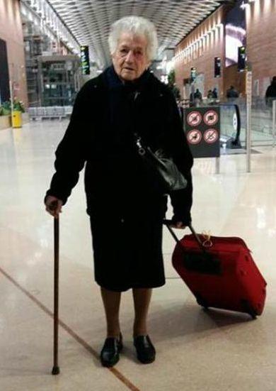 Nonna Irma va in Kenya
