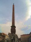 Obelisco Agonale di Piazza Navona