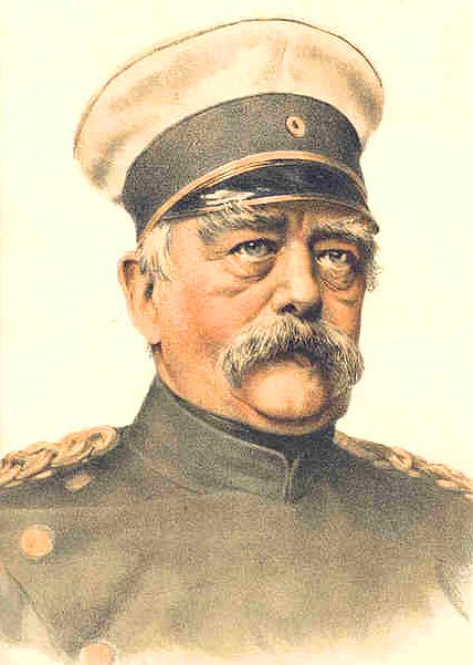 Il Cancelliere Otto von Bismarck