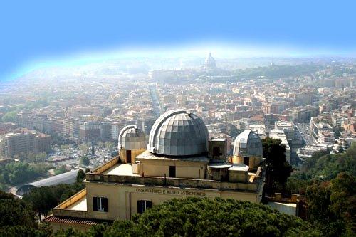 L'osservatorio di Monte Mario