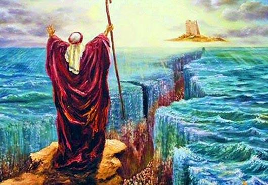 Il passaggio del Mar Rosso