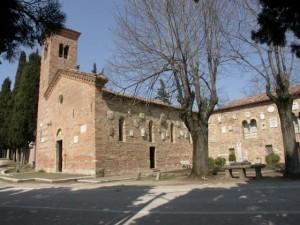 Pieve romanica di San Donato in Polenta