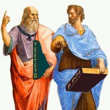 Raffaello «Platone e Aristotele»