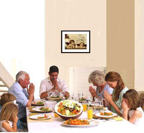 Preghiera a tavola