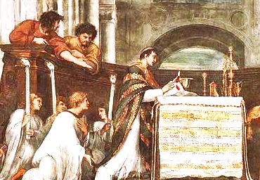 Raffaello «Il miracolo di Bolsena»