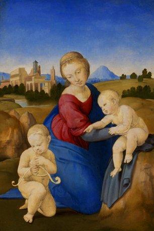 Raffaello  «La Madonna Esterhazy»