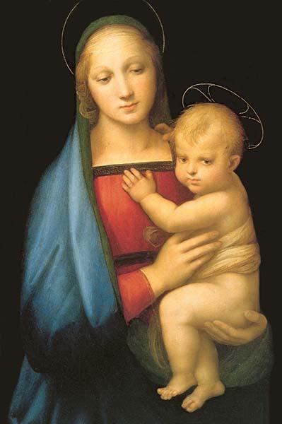 Raffaello Madonna del Granduca
