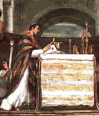 Raffaello «Messa di Bolsena»