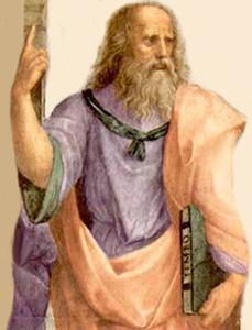 Raffaello «Platone»