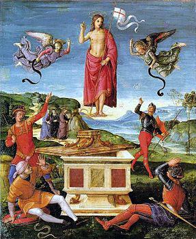 Raffaello «La Resurrezione»