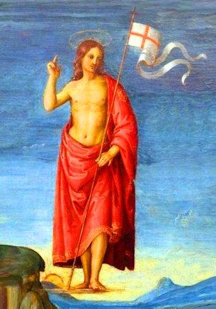 Raffaello  «Resurrezione»