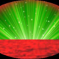 raggio verde