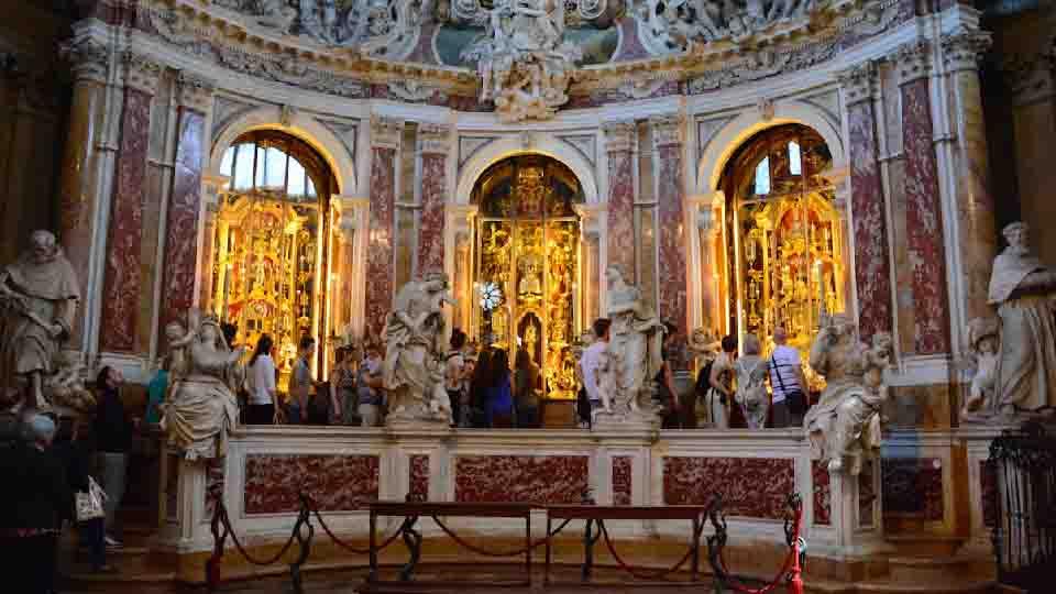 Basilica di Sant'Antonio di Padova - Cappella delle Reliquie