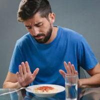 Rifiuto del cibo