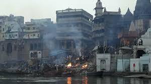 Riva del Gange a Benares