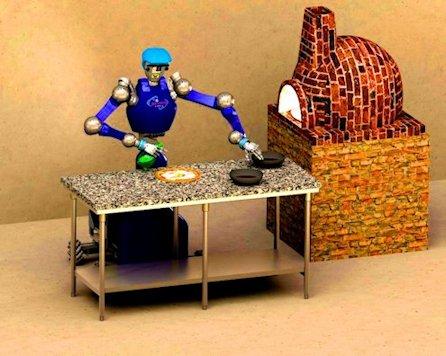Il robot Rodyman