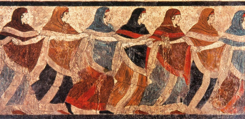 Ruvo - La danza della gioia