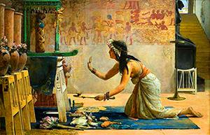 Sacerdotessa di Iside