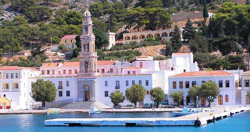 San Michele Isola di Symi