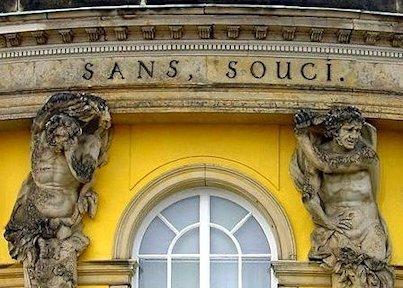 Sans, Souci. Potsdam