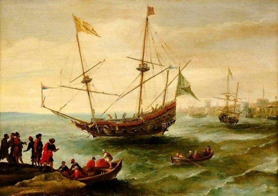 Sbarco Pirati