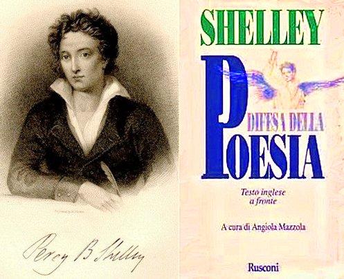 Shelley Difesa della poesia