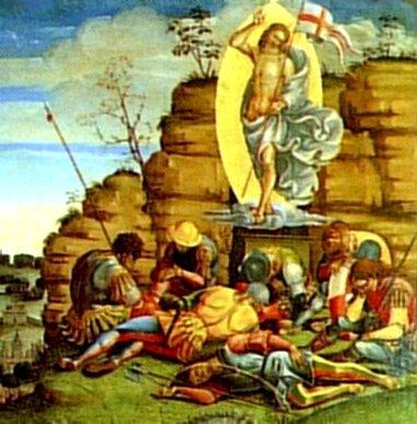 Luca Signorelli  «Resurrezione»