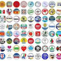 I simboli dei partiti