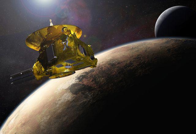 Sonda spaziale New Horizons