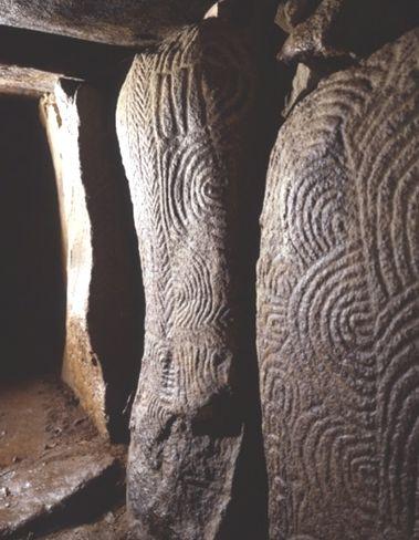 Spirali megalitiche