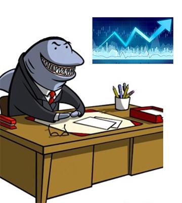Squalo di Wall Street