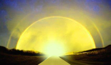 Strada verso il Sole